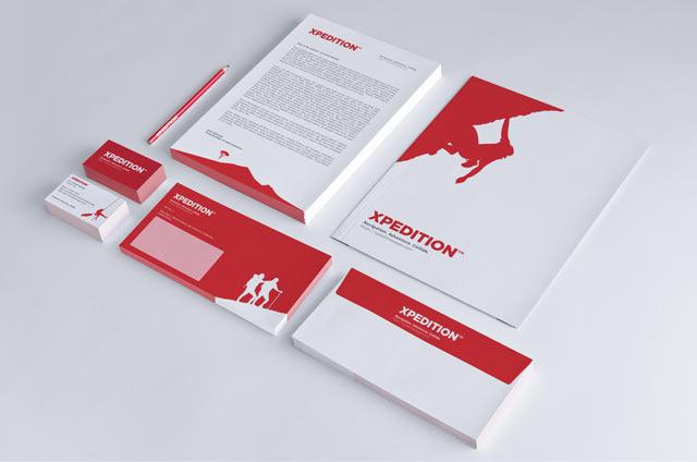 20 Inspiring Letterhead Designs – Web & Graphic Design On