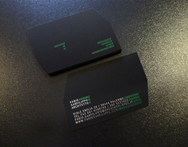 20 Exceptional Architect Business Cards – Bashooka