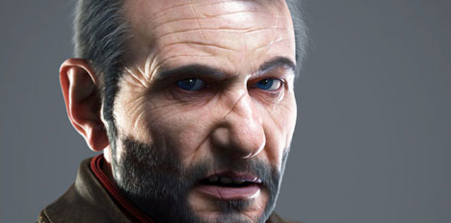 25 Stunning 3D Male Characters Web & Graphic Design