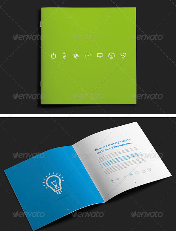 30 Best Brochure Templates 2013 Web & Graphic Design