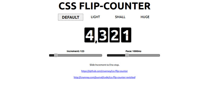 15 jQuery & CSS3 Countdown Timer Scripts