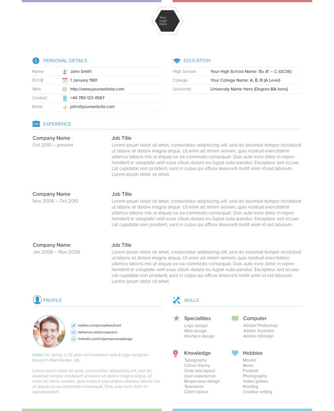 resume help free online