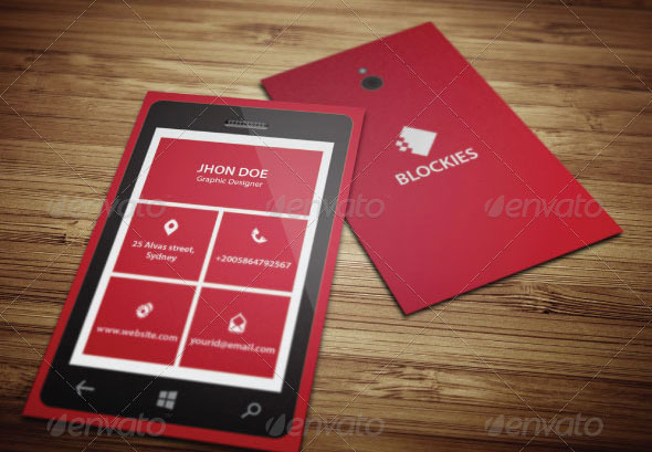 mobile shop template