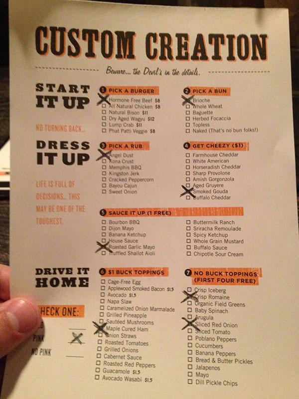 21 AttentionGrabbing Restaurant Menu Designs  Web
