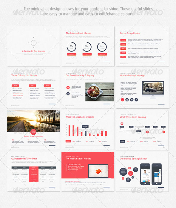 design of powerpoint presentation slides