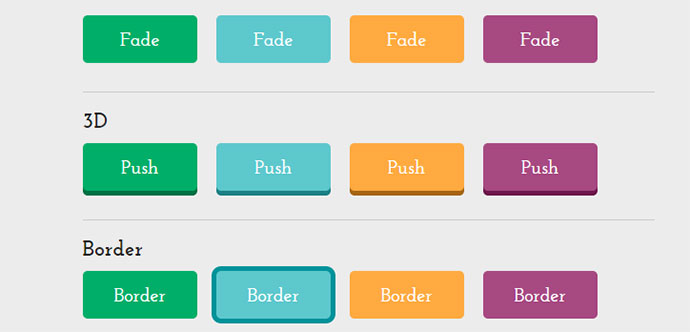 19 Cool CSS Button Styles & Effects – Bashooka
