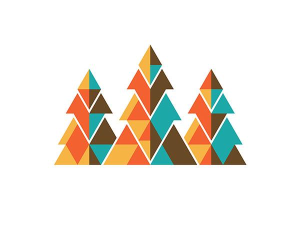20 Amazing Geometric Logo Designs Web & Graphic Design