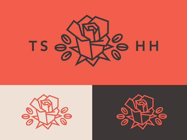 20 Amazing Geometric Logo Designs  Web  Graphic Design  Bashooka
