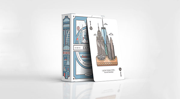 28 Awesome Playing Card Deck Designs Web Amp Graphic