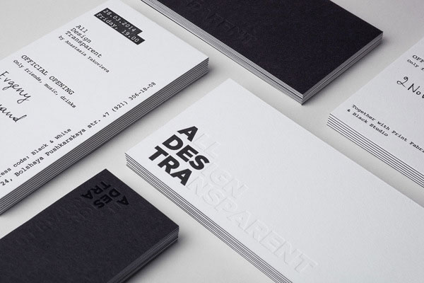 49 Best Examples Of Ingenious Business Cards Web