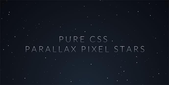 20 Cool Parallax Scrolling Tutorials Amp Examples Web