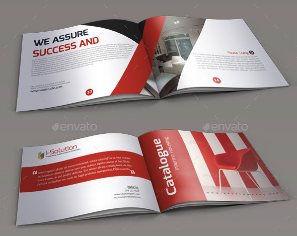 30 Eye Catching PSD & InDesign Brochure Templates – Bashooka