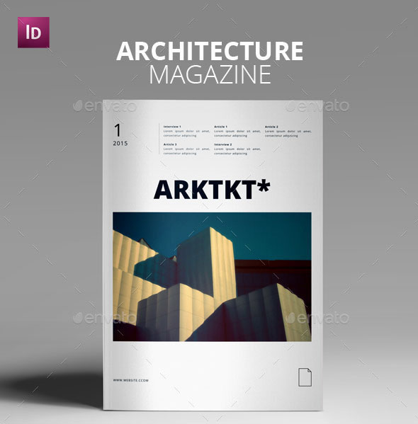 44 Stunning Magazine Templates For InDesign & Photoshop