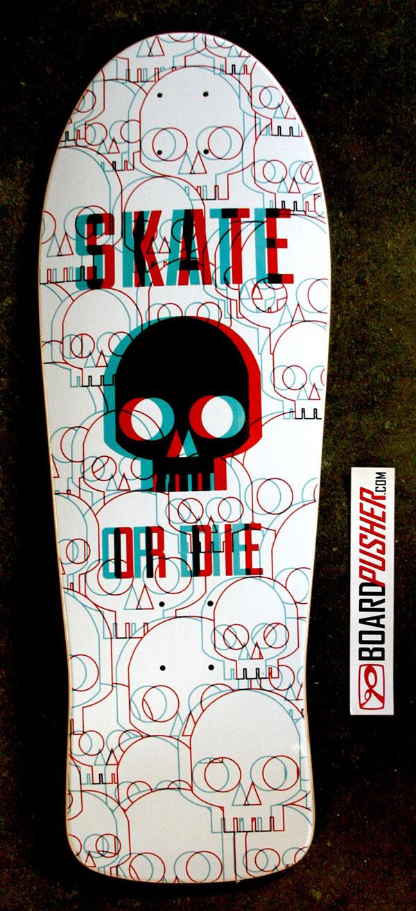31 Most Amazing Skateboard Designs  Web  Graphic Design