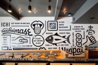 34 Inspiring Typography Wall Mural Designs | Web & Graphic ...