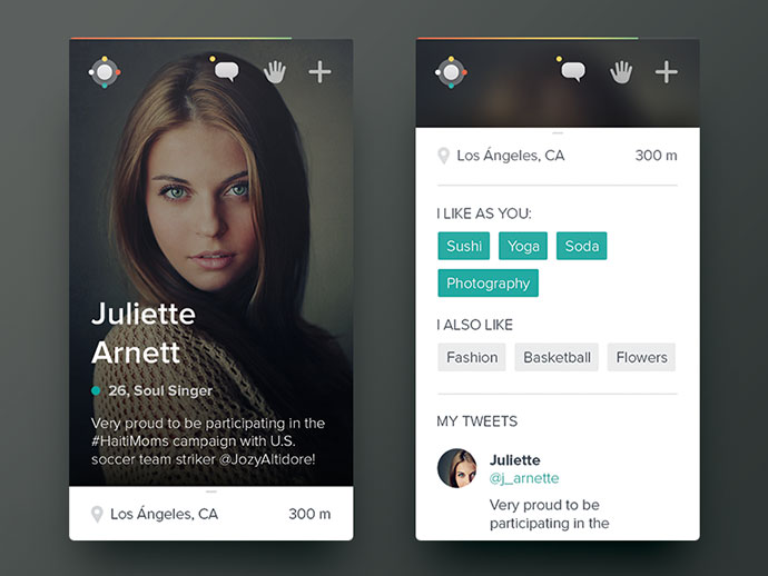 30 Brilliant Examples Of UI Cards – Bashooka