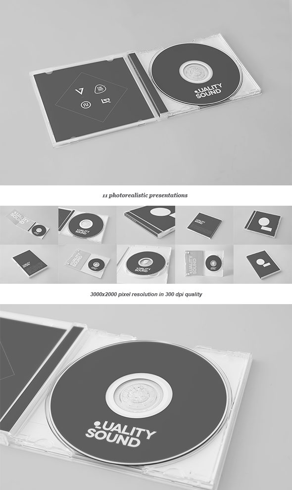 Download 25 Best Premium PSD CD/DVD Cover Mockup Templates | Web ...