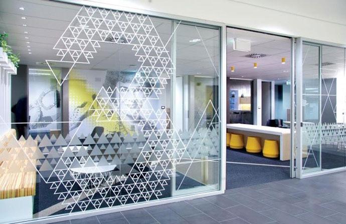 35 Inspiring Office Branding Designs Web & Graphic
