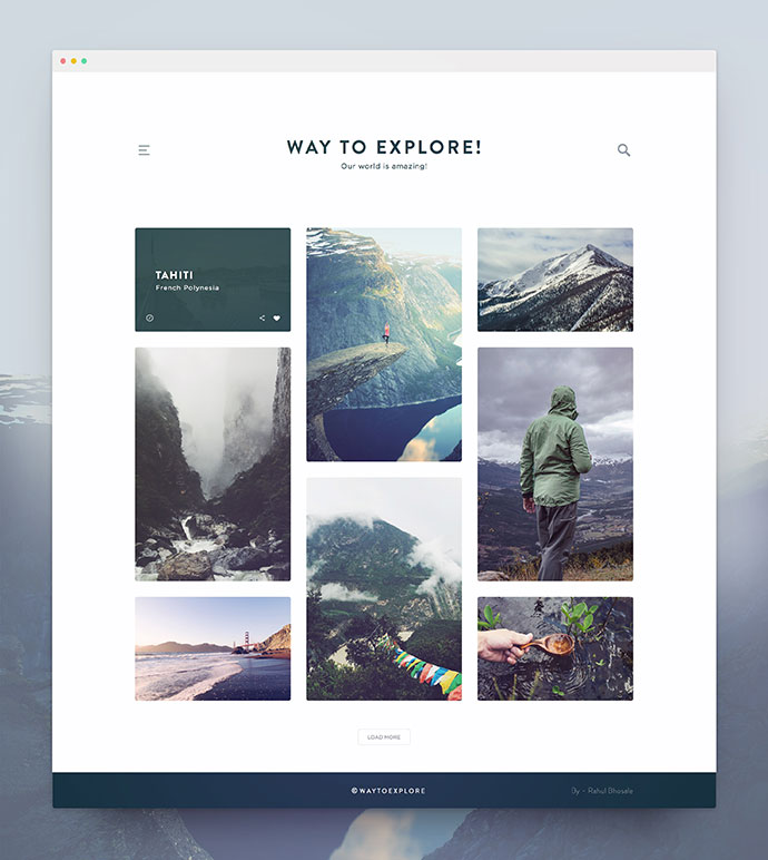 30 Great Examples Of Minimalist UI Designs Web & Graphic