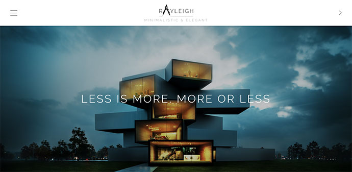 25 Architect Interior Website Design Html Templates 2019 Bashooka