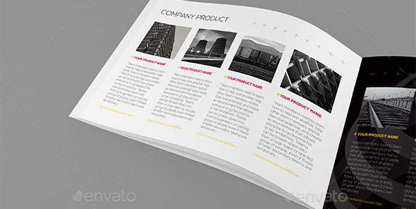 40 Beautiful InDesign Fashion Brochure Templates  Bashooka