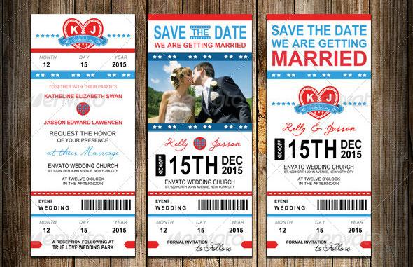 25 Awesome Ticket Invitation Design Templates  Web  Graphic Design  Bashooka