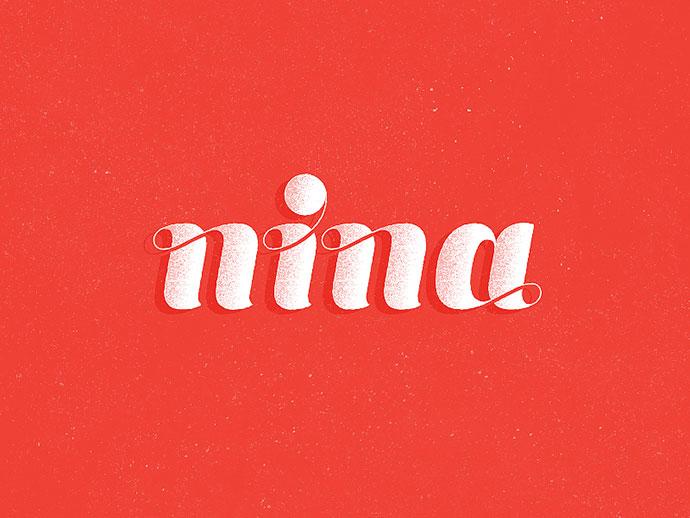40 Creative Lettermark & Wordmark Logo Designs Web