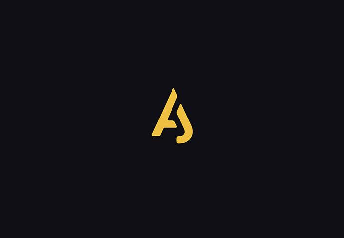 40 Creative Lettermark  Wordmark Logo Designs  Web  Graphic Design  Bashooka