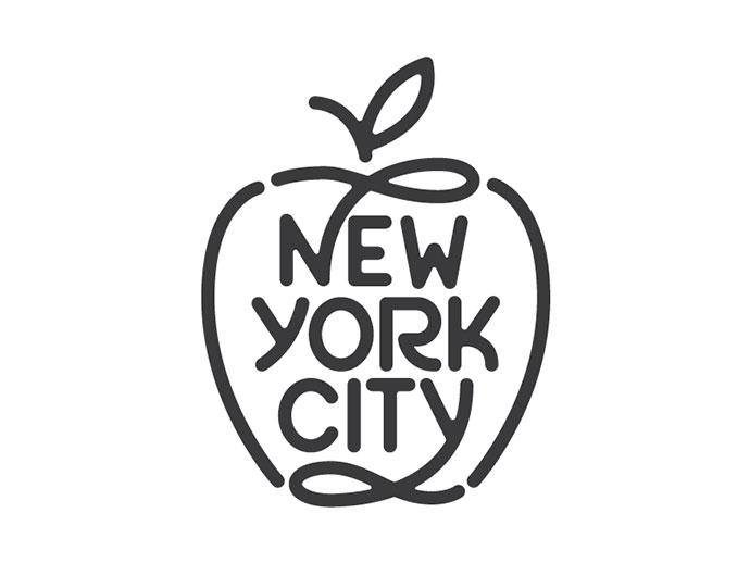 40 Creative Lettermark & Wordmark Logo Designs