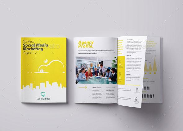 40 Best Brochure Design Templates 2018 – Web & Graphic