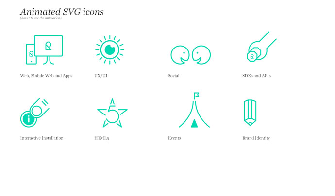 40 awesome css svg
