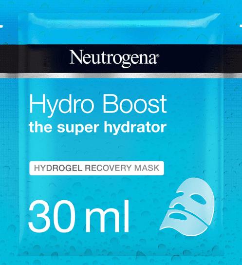 ماسك نيتروجينا قناع الترطيب الفائق neutrogena hydro boost للوجه من الصيدلية
