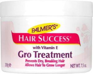 كريم لتكثيف الشعر الخفيف