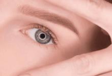 العناية بمحيط العينين طبيعيا