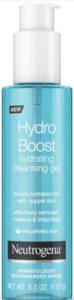 غسول نيتروجينا للبشرة الجافة Neutrogena Hydro Boost Hydrating Cleansing Gel