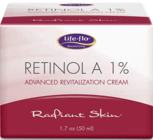 كريم ريتينول 1لايف فلو هيلث للوجهLife Flo Health Retinol A 1 Cream