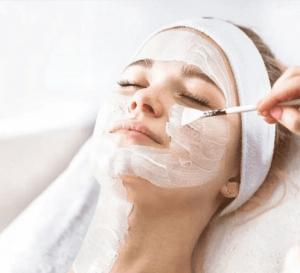 ماسك لتنظيف الوجه Mask to clean the face