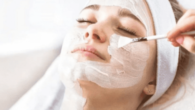 ماسك لتنظيف الوجه Mask to clean the face