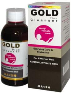 غسول جولد بلس المهبلي Gold Plus Cleanser