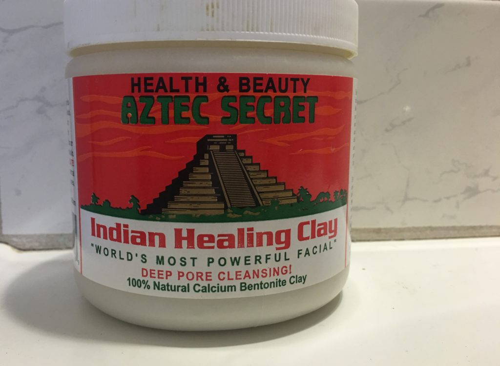 Aztec Secret Indian Clay Mask Packaging