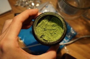 Finely Ground Moonlit Matcha Green Tea