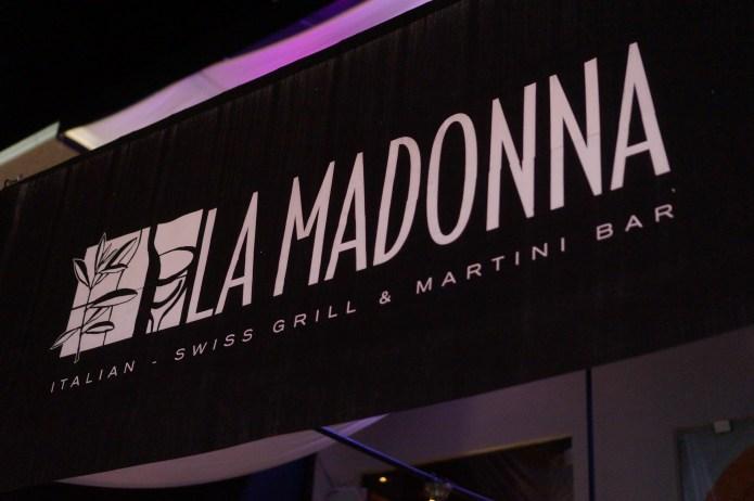La Madonna - Italian/Swiss Grill & Martini Bar