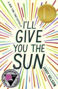 69. I'll Give You the Sun