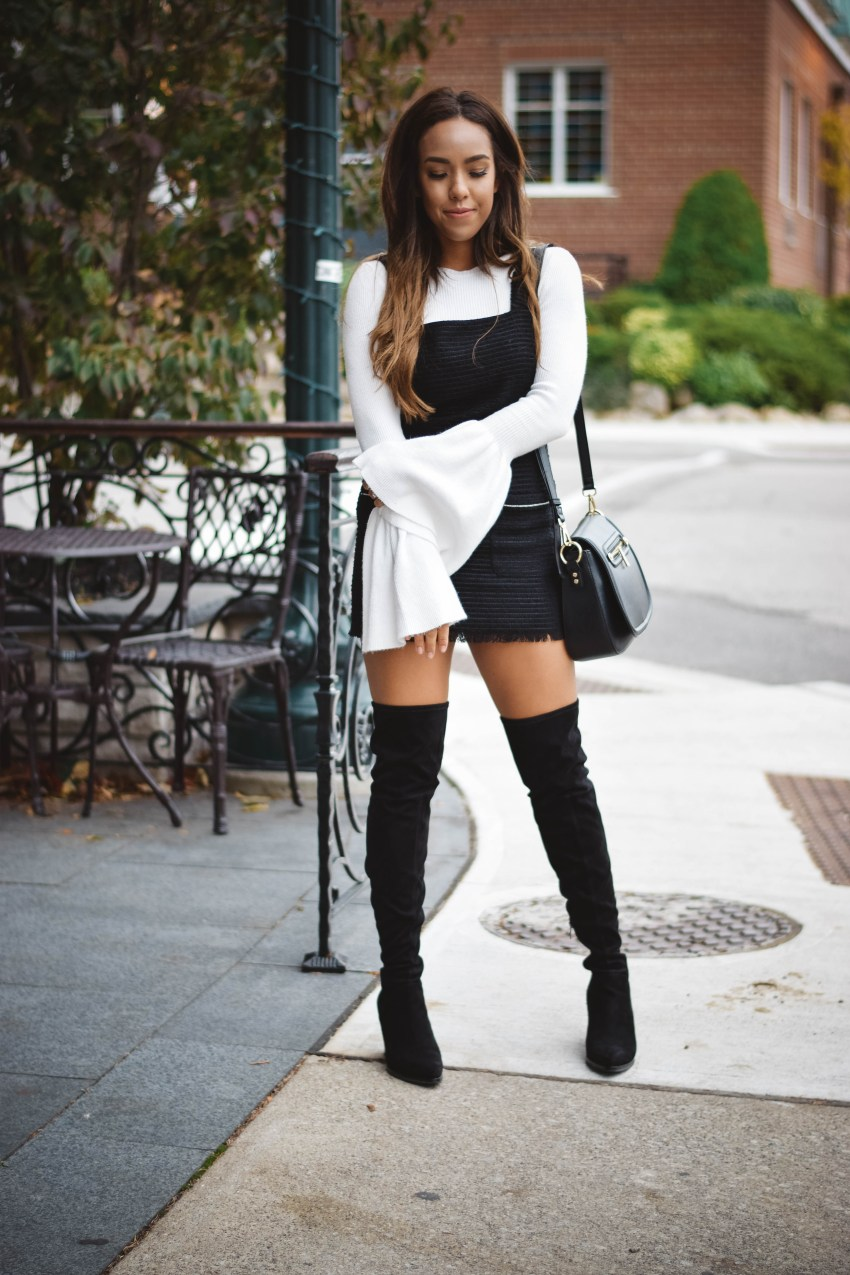 Top 5 Overall Dresses for Fall! (all under $100)