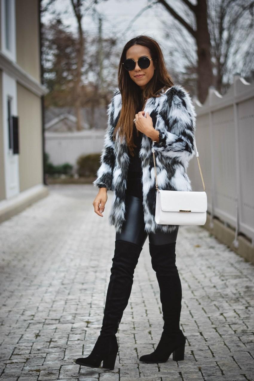 Top 5 Faux Fur Jackets