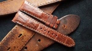 Two One Four Straps - Brown Watch Strap