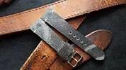 Two One Four Straps - Grey Watch strap