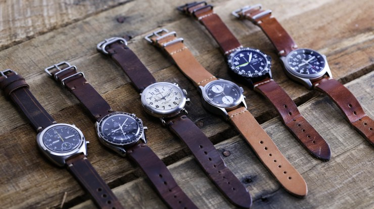 Watch straps by Choice cuts Industries