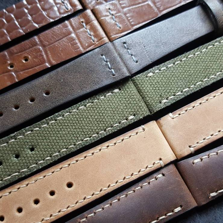 Custom Watch Straps by Two-One-Four straps