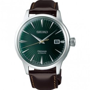 Seiko Presage Cocktail Time SRPD37J1 Mockingbird Green Dial